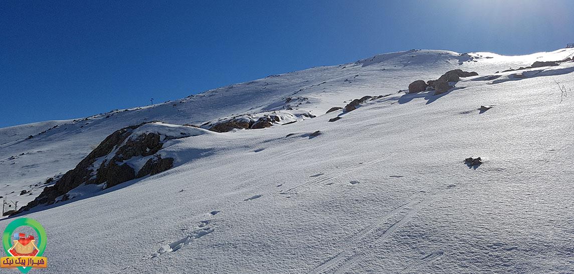 سفر به پیست اسکی پولادکف