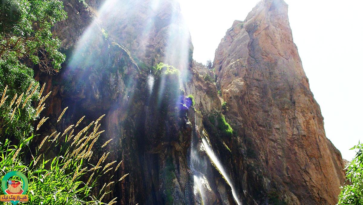 شیراز پیک نیک -  سفر به آبشار مارگون