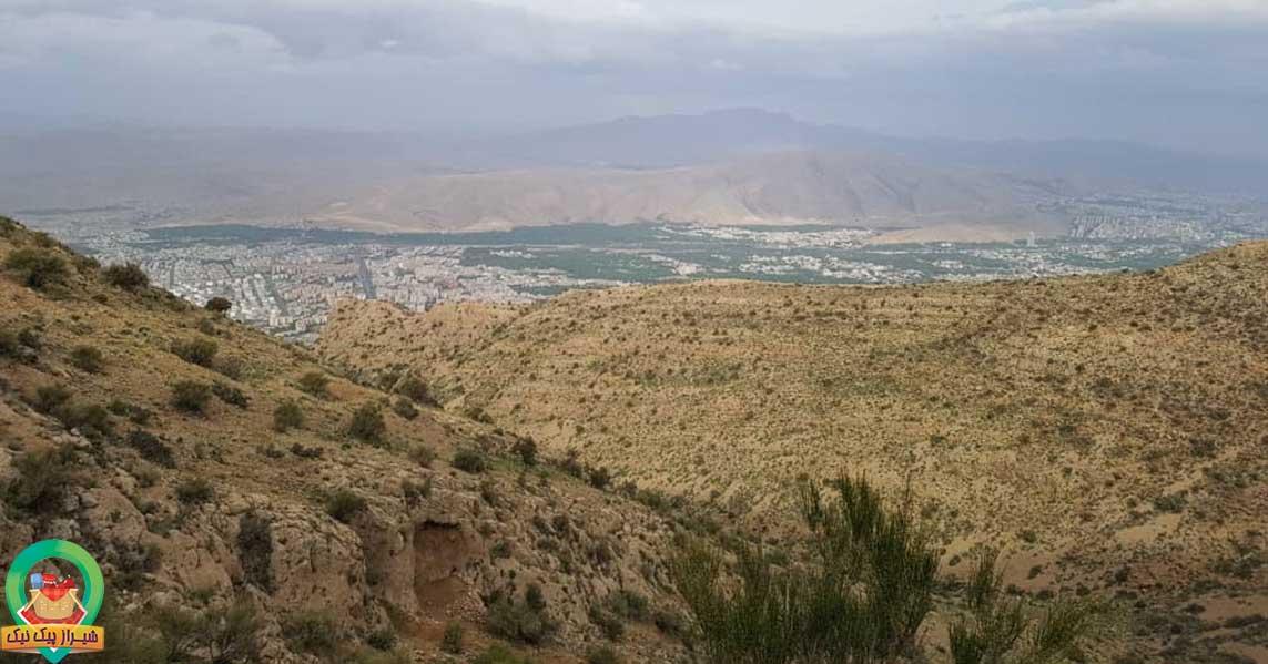 شیراز پیک نیک -  کوهنوردی دراک