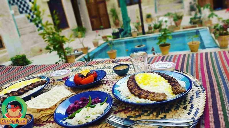 شیراز پیک نیک -  دورهمی دخترانه